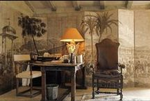 Colonial style -  Interiors / British West Indies style.  Plantation style.  British colonial style.  Colonial. Kolonial. / by Anke Metzger