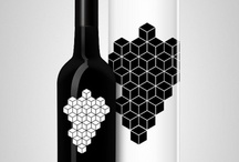 // WINE LABELS / by Brit Zerbo