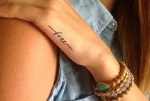 Tatuajes / by Lau Yamel