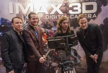 Red Carpet / There are few things bigger than an IMAX movie premiere! / by IMAX®
