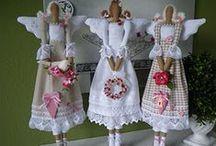 TILDA FINLAND by Jaana-Elina Sairanen / Tilda dolls / Let´s Tildaining - Tildaillaan =) / by Jaana-Elina Sairanen