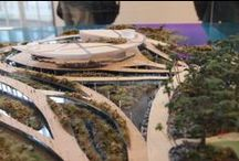 Architecture - 3D Models / Architectural projects either in progress or completed around the world by British architects in 2013-14.  / by Architecture.com