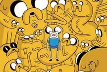Adventure Time / What time is it? / by Midori Yamashiro