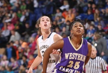 Catamount Women's Basketball / by Western Carolina Catamounts