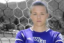 2013 Western Carolina Women's Soccer Individual Pictures / Each player's individual intensity shot highlighted in the 2013 Western Carolina Women's Soccer Online Guide.  / by Western Carolina Catamounts