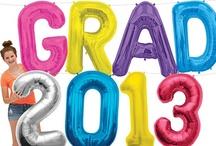 Graduation / Graduation Balloons and Graduation Invitations / by Balloon Warehouse