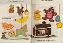 Vintage illustration - Children's Books Etc / by M. Owers