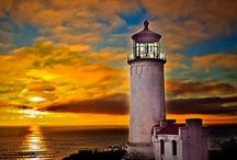 United States Lighthouses / by Susan Bruno