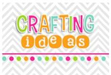 CRAFTS I would love to do! / by Nicole Alderson