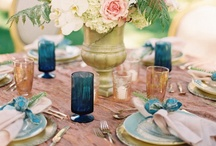 Pretty Table Settings / by Suzanne Smith