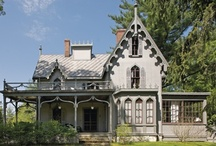 Historic American Architecture & Interiors / by Kelly Rogers Interiors