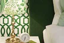 Green Envy / by Kelly Rogers Interiors