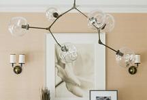 Illumination / by Kelly Rogers Interiors