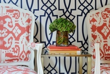 Becoming a Pattern / by Kelly Rogers Interiors