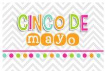 Cinco de Mayo in the classroom / by Nicole Alderson