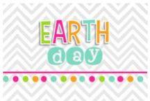 EARTH day! / by Nicole Alderson