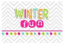 Winter fun! / by Nicole Alderson