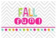 Fall Fun! / by Nicole Alderson