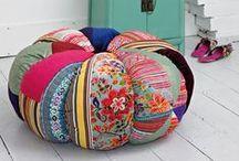 Fabric Magic / by Sarah-Jane Cook