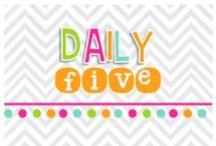 Daily 5 / by Nicole Alderson