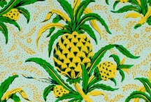 Pineapples / by Kelly Rogers Interiors