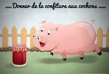 expressions idiomatiques / by Cathy Cathnounourse
