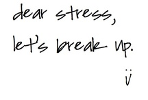 Stress, worry...melt away... / by Linda S