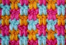 PUNTOS / by Crochet Compartido