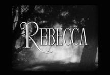 'Rebecca' (1940) / My favourite film! / by Helen Mackey