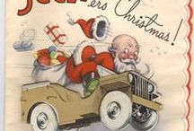Vintage Christmas / by Brian Terry