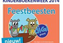 Kinderboekenweek 2014 / by De Onderwijsstudio