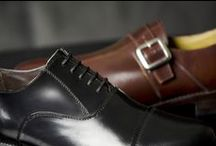 Sumptuous Men's Shoes  / The best and the most interesting of shoes on the web. From oxford shoes to leather slippers. / by Samuel Windsor
