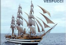 Vele e Velieri - Sails and Tall Ships / by Gianluca De Agostini