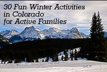 Wintercize Your Exercise / Don't let cold weather keep you on the couch. Stay active all winter long with fun, heartpumping activities. / by LiveWell Colorado