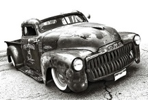 Cars Trucks & Motorcycles / by Marna Mitchell - Butler