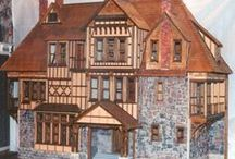 Dollhouses / 1 12th scale / by Lauren-Rose Hastie