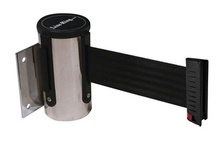 Wall Mount Retractable Belts / by Pro Stanchions