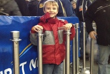 Share Your Stanchions in Action / Photos of any and every real world stanchion implementation.  Share with us! / by Pro Stanchions