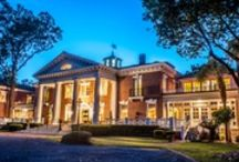 The Mansion at the Woodlands / Around the mansion, Interior and exterior views of this stunning Luxury wedding venue in the Charleston Area/. / by Woodlands Mansion