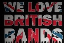 These Bands.....Always These Bands!!!! / My Anglophile-ness started with British bands.  / by Richard White