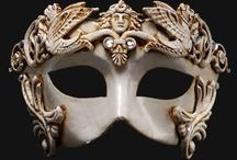 Masquerade Wedding Masks / by VIVO Masks