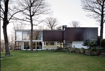Cool Houses & Buildings / Houses and buildings we think are cool! / by Cimmermann Interiors