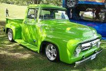 Dodge Trucks / by GMC Sierra