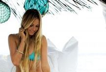 "ALANA BLANCHARD / Walking in a ""Reef Dream""