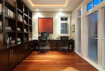 Ideas for my house - office / by Sharon Townsend