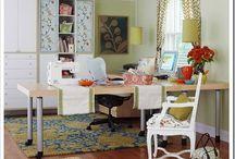 Craft Spaces / by Gretchen Helterhoff