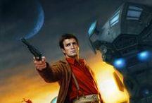 Sci Fi / Fantasy / by Jo Brough