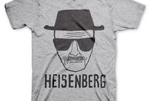 Official Breaking Bad t-shirts / A range of official Breaking Bad tees brand new to 8Ball.co.uk  http://www.8ball.co.uk/nsearch?keywords=breaking+bad / by 8Ball T-shirts