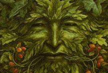 Green Men / by Sandra Murphy