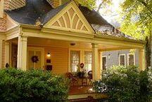 Sunshine Cottage~ / by Debra
